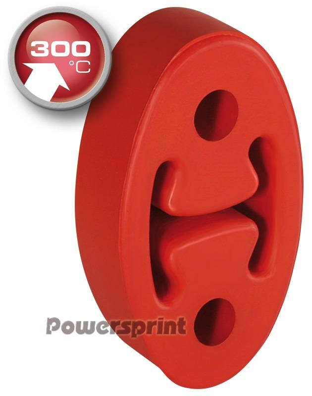 Powersprint HTX-FPM Auspuffgummi verstärkt (909856)
