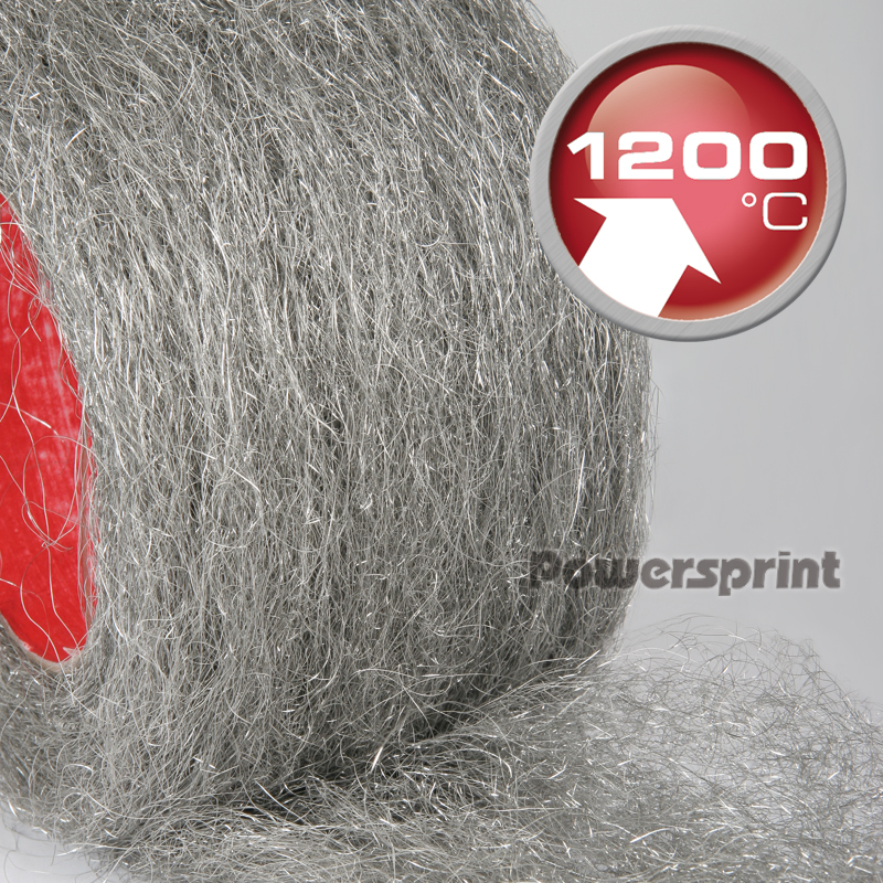 Powersprint Auspuffwolle