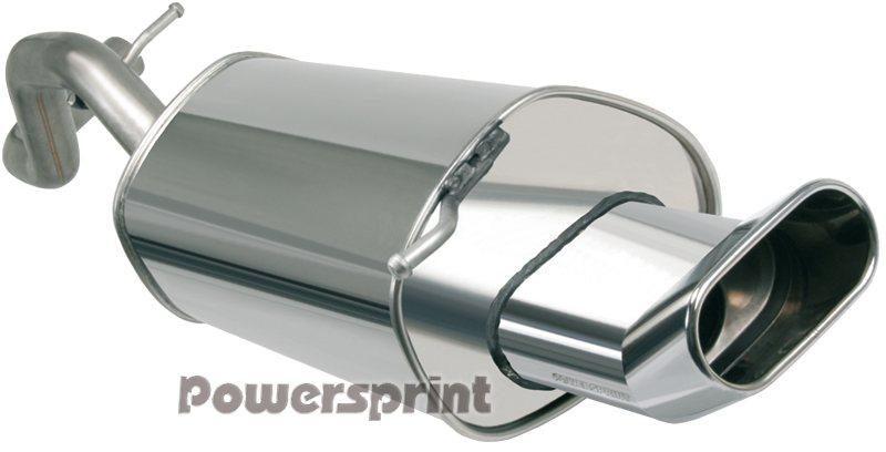 Powersprint Sportschalldämpfer